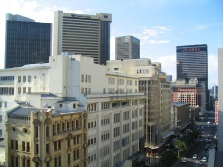 Apartment Russel City Centre Cape Town South Africa