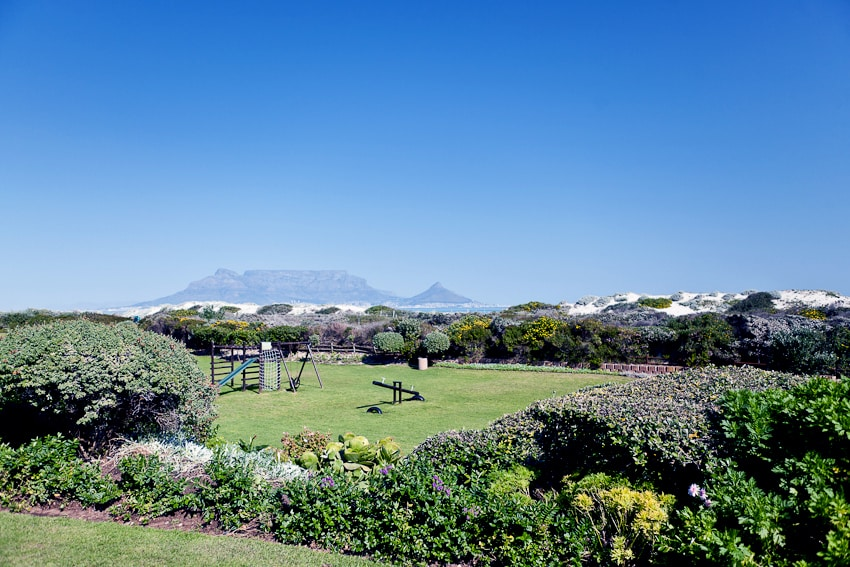 Dolphin Beach Hotel Cape Town South Africa