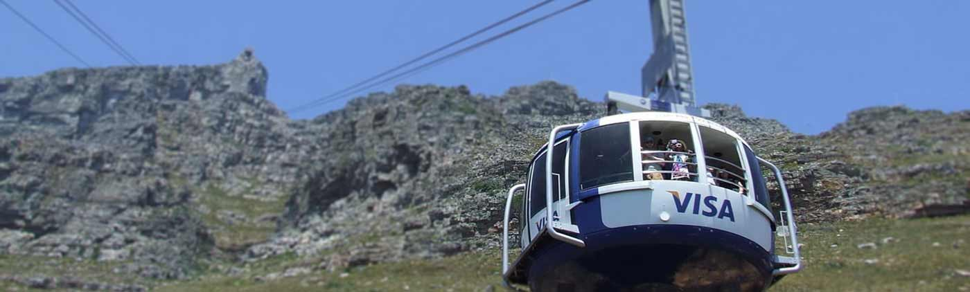 table mountain cable car - cometocapetown.com