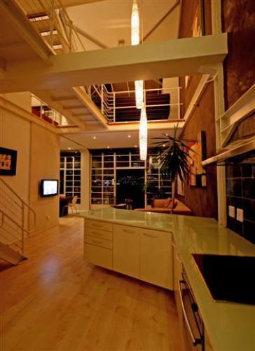 Manhattan Penthouse Loft Apartment