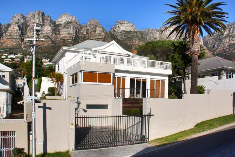 Palm Tree House Camps Bay Cometocapetown Com
