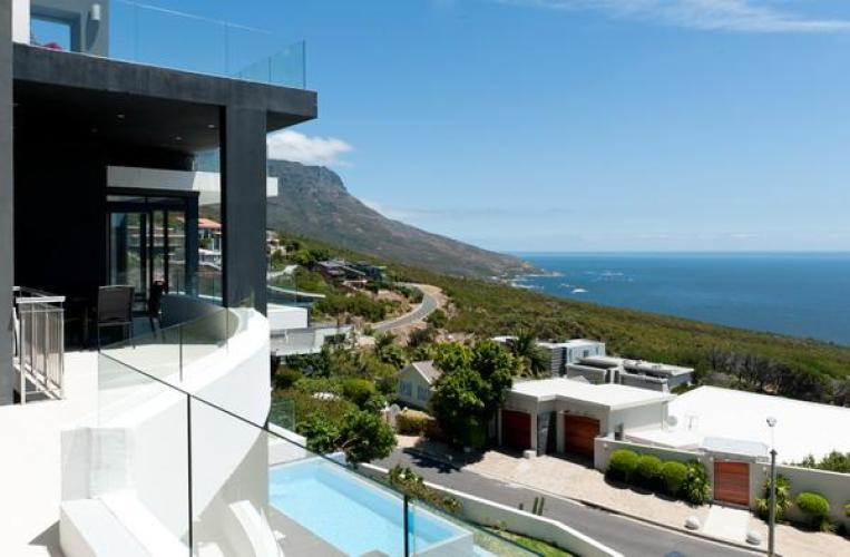 Panoramic Sea Views Camps Bay Cape Town South Africa