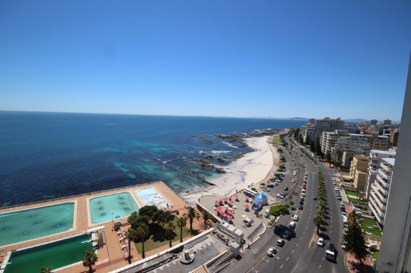 Sea Point Beachfront Apartment Cape Town South Africa