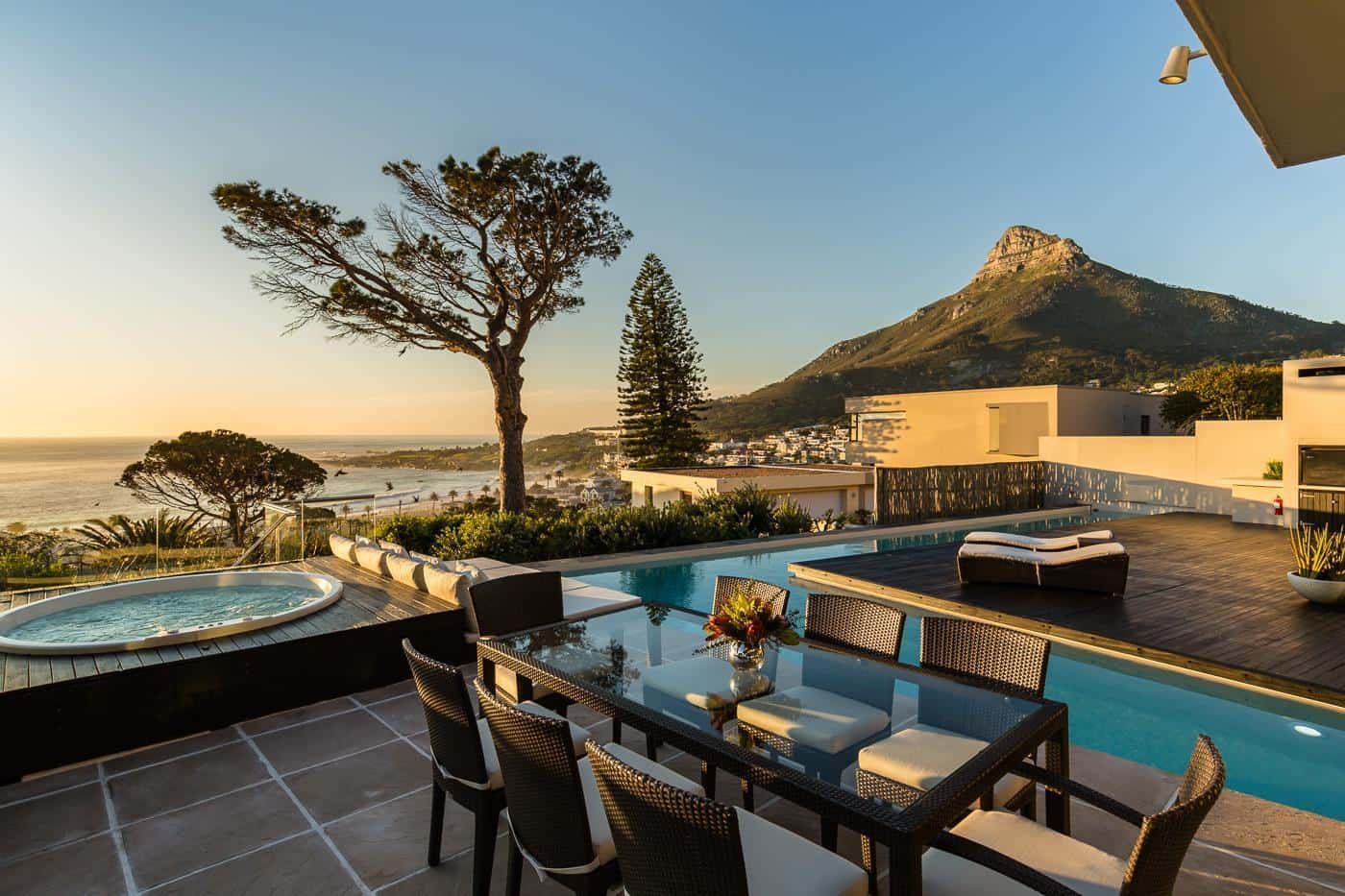 Modern Hideaway Camps Bay Cape Town South Africa