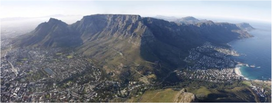Table Mountain: A Wonder of the World recognized