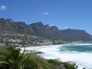 Sunshine and Spa's on A Luxury Cape Town Holiday