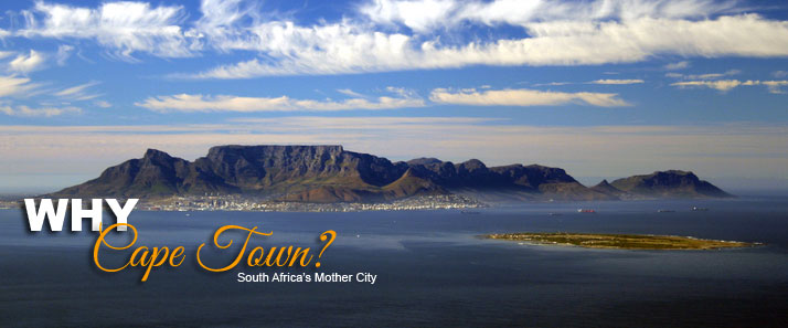 Why Cape Town? Travel Guide