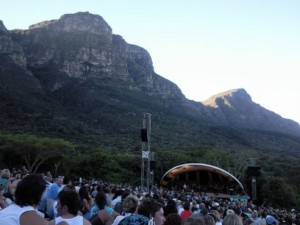 Kirstenbosch Gardens Summer Concerts and More