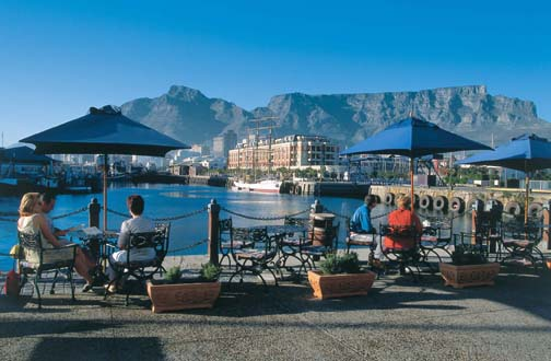 Cape Town voted as the UK Traveller's Favourite City