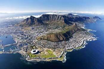 cape town travel award