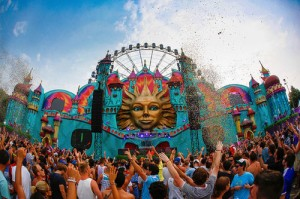 tomorrowland 2015 cape town