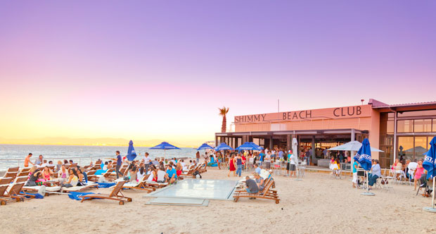 cape town beach bars