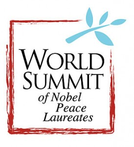nobel laureate summit in cape town 2014