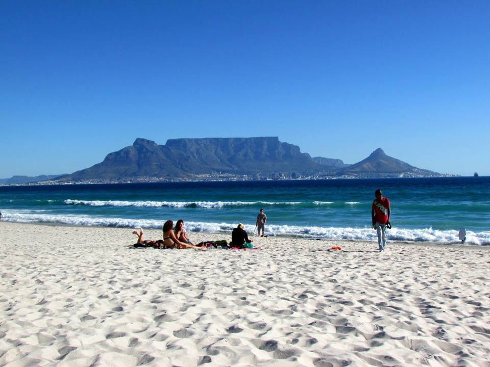 Another beautiful sight of Table Mountain!