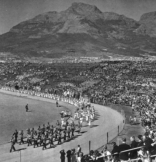 Blast from the past – Van Riebeeck festival in 1952