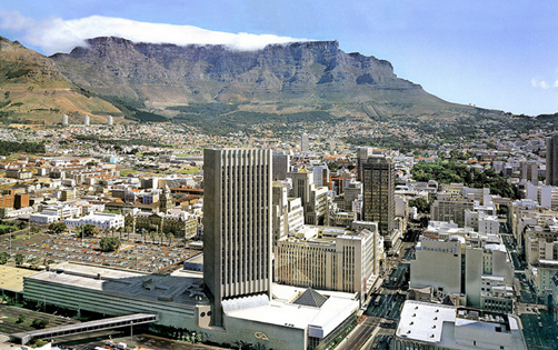 The beautiful Mother City around 1981!