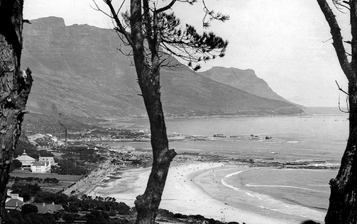 Blast from the past – Camps Bay circa 1920!