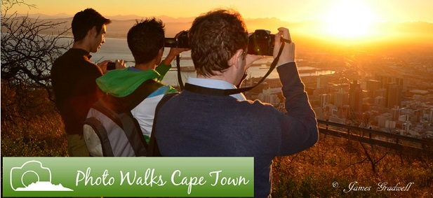 Photo Walks in Cape Town