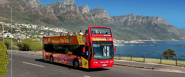 All Aboard the Cape Town City Sightseeing Bus