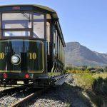 Hop on the Franschhoek Wine Tram