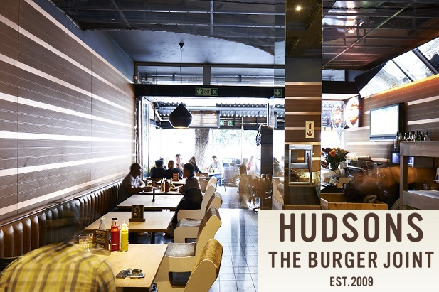 Hudsons the Burger Joint