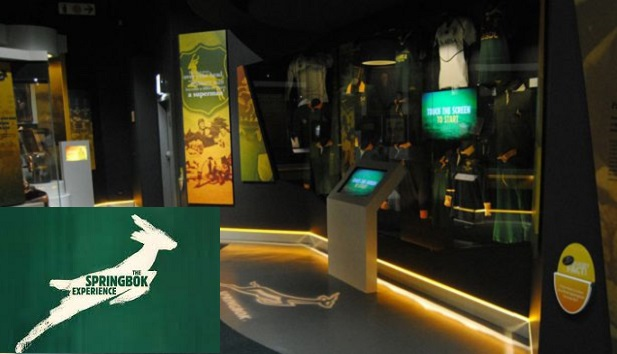 Springbok Experience – Rugby Museum