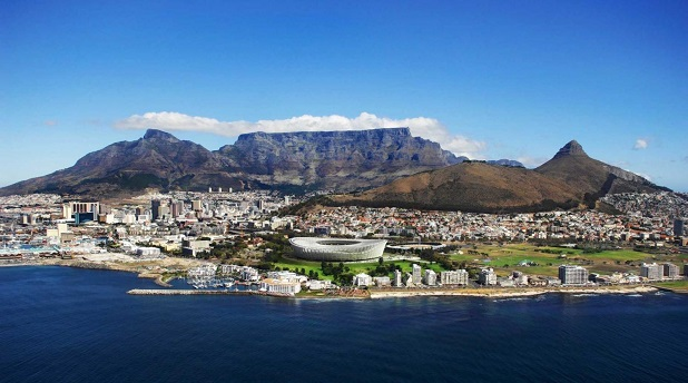 Interning in Cape Town