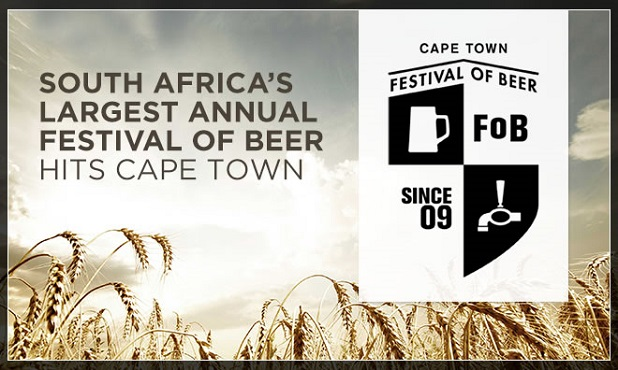 Cape Town Festival of Beer 2014