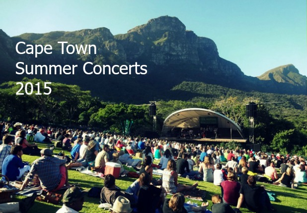 Cape Town Summer Concerts