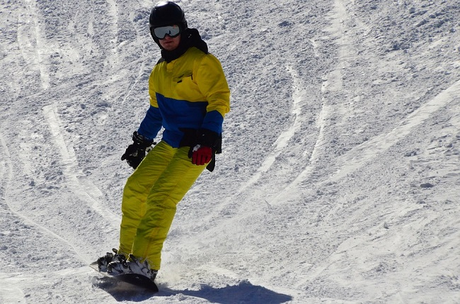 Fun Things to Do in Winter: Snowboarding in Cape Town