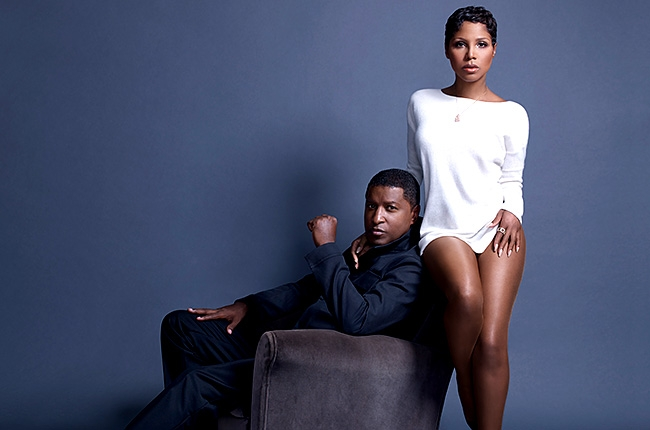 Babyface and Toni Braxton Are Coming to Cape Town