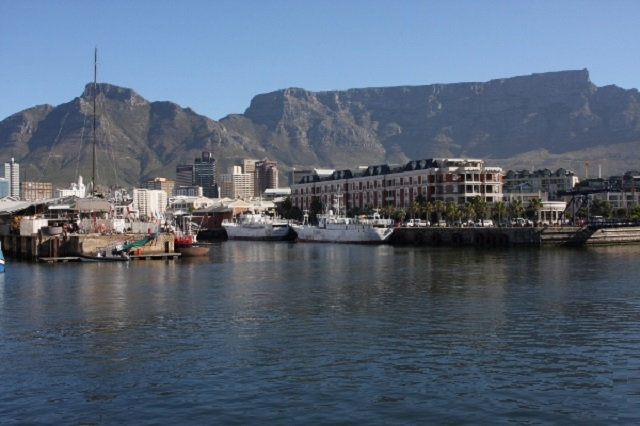 Cape Town Cruise Terminal Gets the Go Ahead