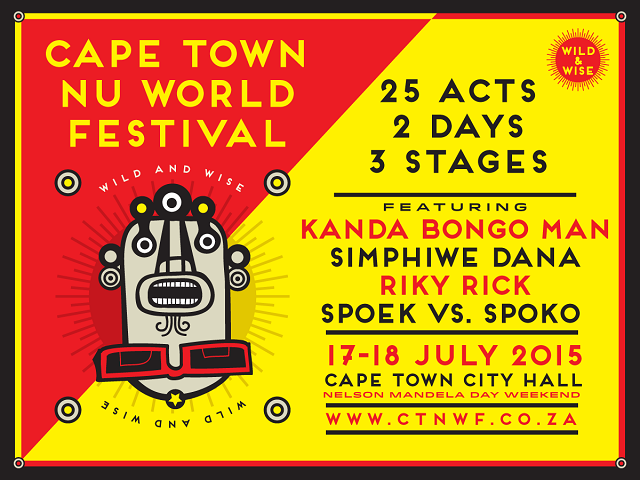 Cape Town Nu World Festival 2015