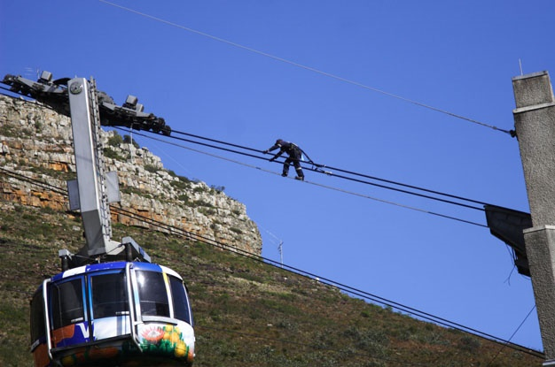 Table Mountain Cableway Upgrade