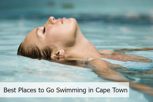 Where to Go Swimming in Cape Town