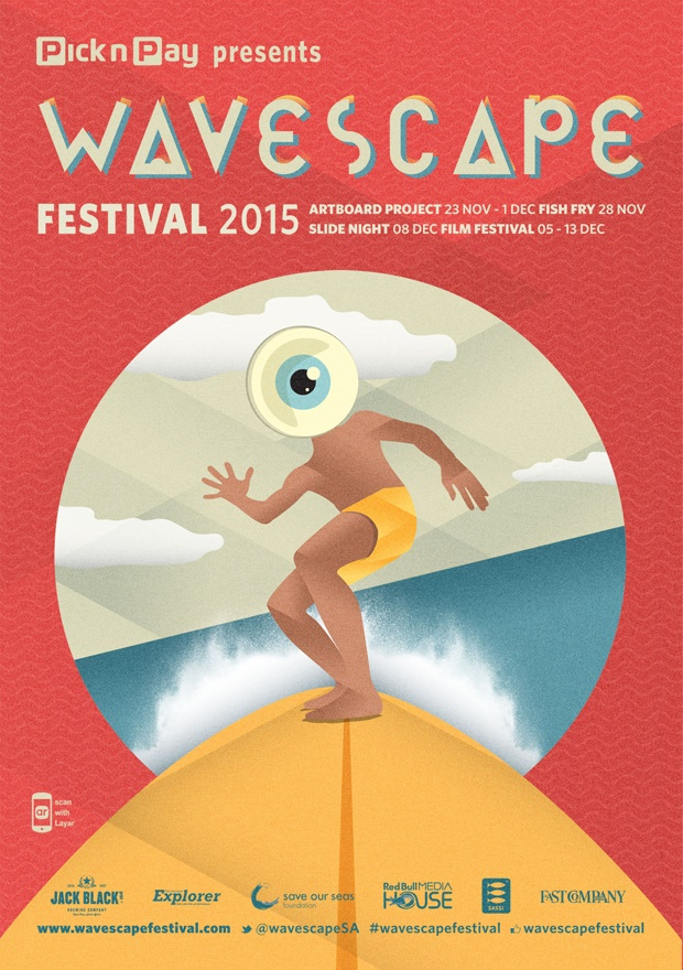 Wavescape Surf Film Festival 2015