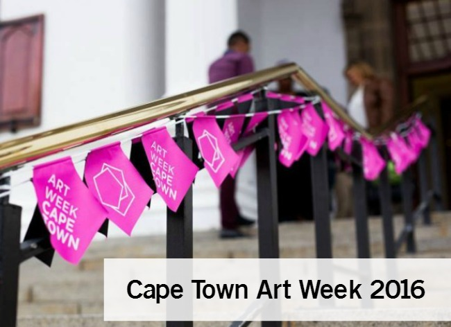 Cape Town Art Week 2016 is Happening Right Now