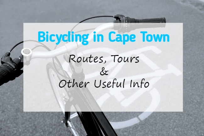 Everything You Needed to Know About Bicycling in Cape Town