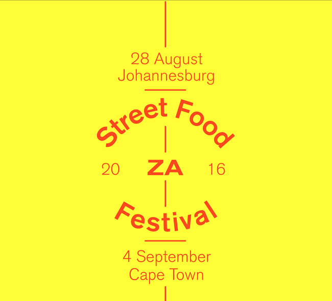 Cape Town Street Food Festival 2016