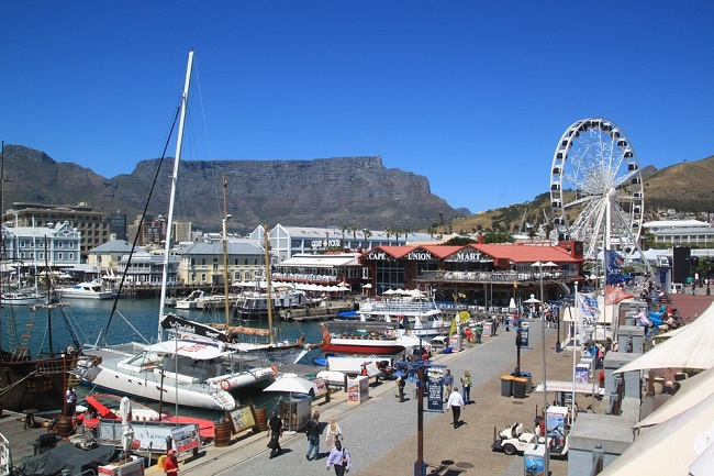 Top 10 Free Things to Do in Cape Town V&A Waterfront