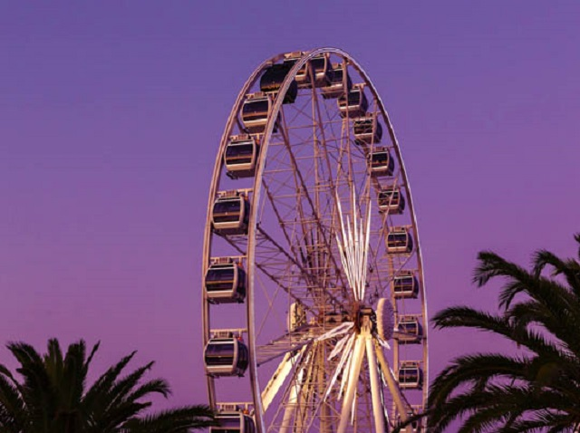 Top 10 Places to Propose in Cape Town Cape Wheel