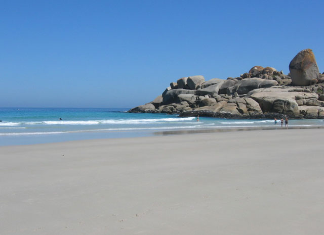 Top 10 Places to Propose in Cape Town Llandudno Beach