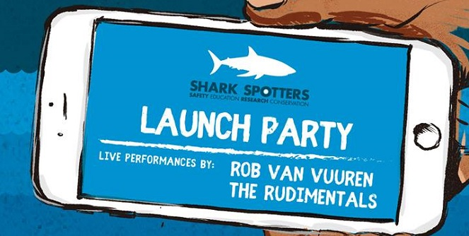 Shark Spotters Mobile App Launch Party