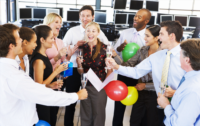 Cape Town Office Parties 2016