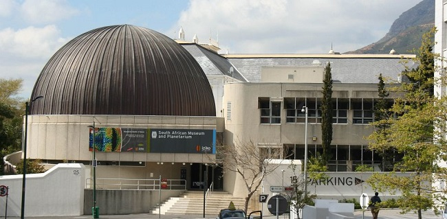 SA National Museum and Planetarium