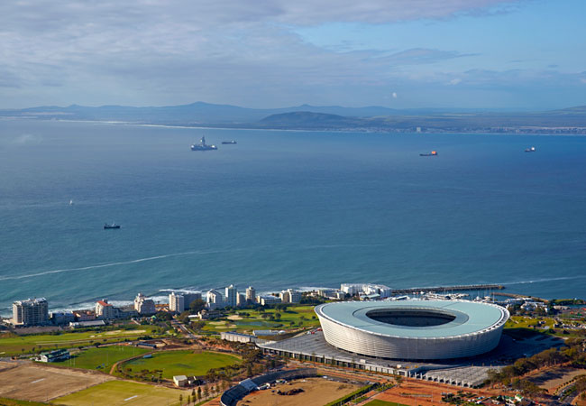 5 Reasons to Love Green Point Cape Town