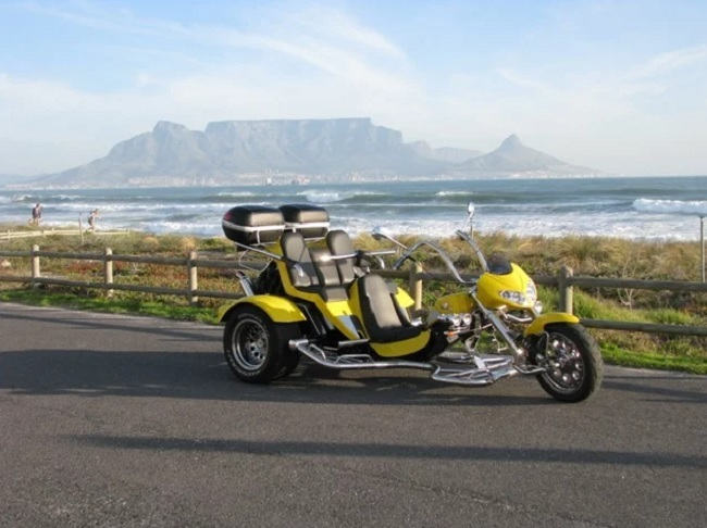 On Our Bucket List: Cape Town Trike Tours