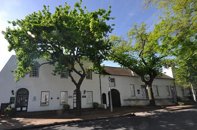 Why Visit the Cape Winelands - Stellenbosch