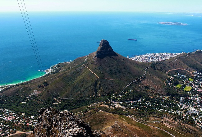 Why Climb Lion's Head Cape Town