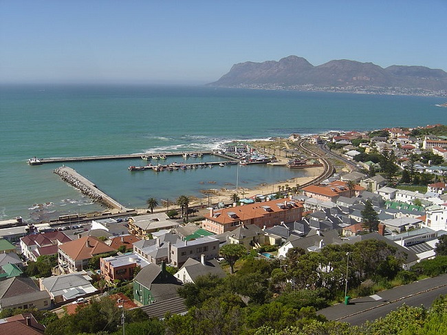 False Bay Cape Town